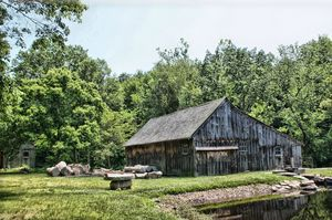 Saw Mill in Ledyard