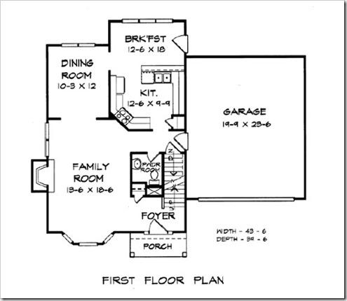 Lot 10 - First Floor