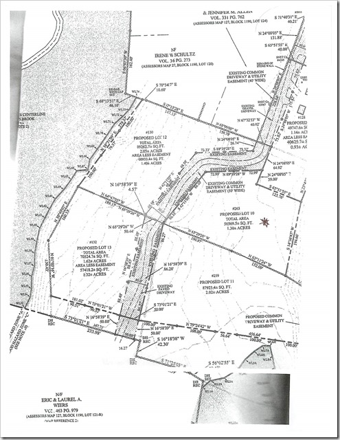 Lot - 10 Map