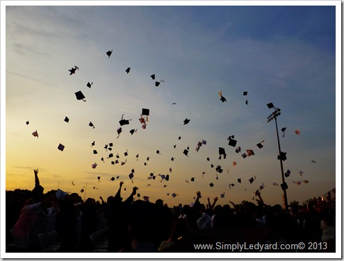Ledyard High School Graduation