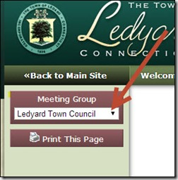 Ledyard Live Streaming