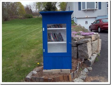 Ledyard Library 1
