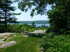 Thames River in Gales Ferry Home for Sale with Water View