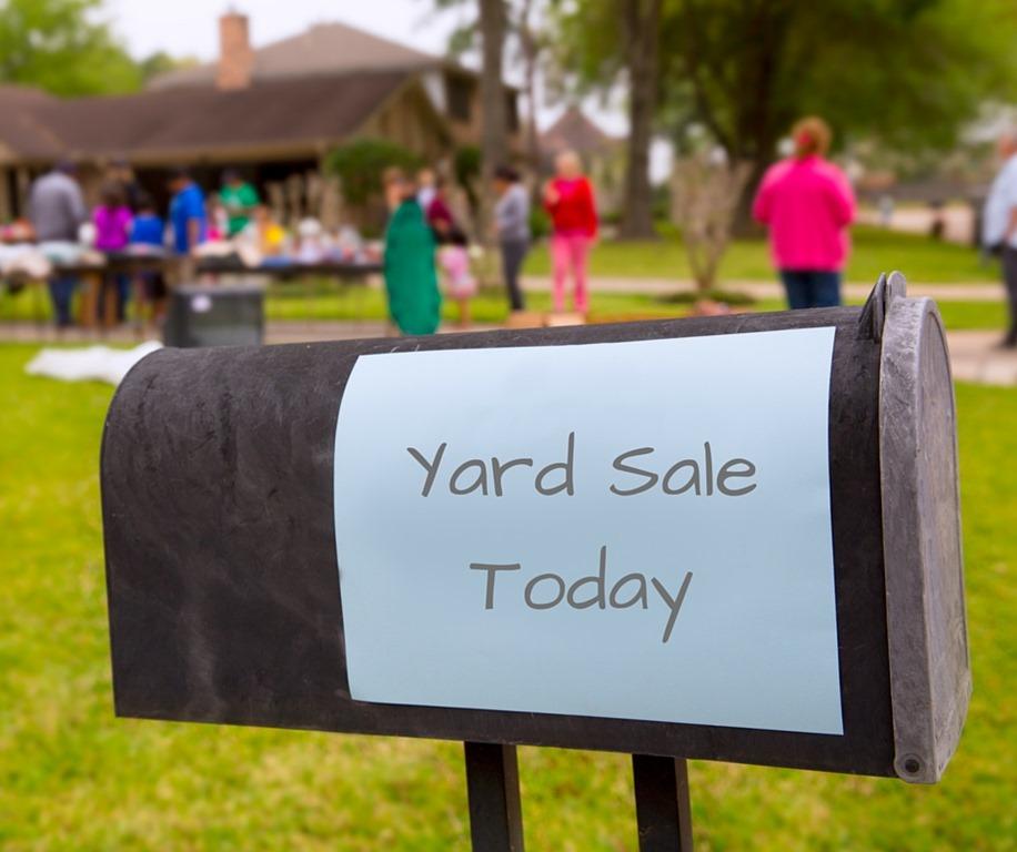 Town Wide Yard Sale - Simply Ledyard CT