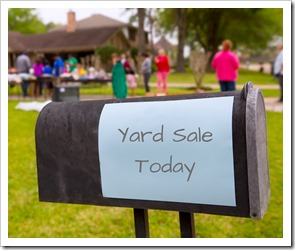Yard SaleToday